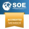 Peer reviewed & demonstrates proven compliance to best practice standards - SOE Accredited Member