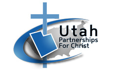 Utah Partnerships for Christ Logo