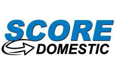 SCORE Domestic Logo
