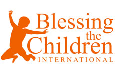 Blessing the Children International Logo
