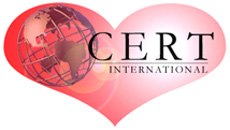 CERT International Logo