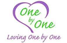 Loving One By One Ministries Logo