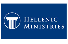 Hellenic Ministries Logo