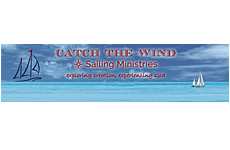 Catch The Wind Sailing Ministries Logo