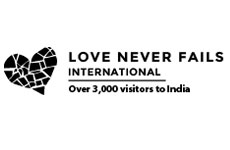 Love Never Fails International Logo