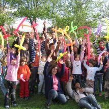 Albania - Balloons Kids Ministry
