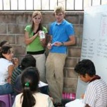 Teach Sunday School, English, or Lead a Small Group