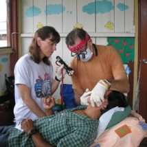 Dental Clinic in the Amazon