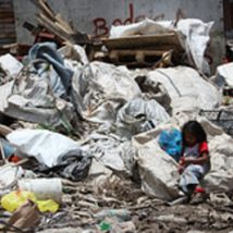 Our mission teams serve the needy in the Guatemala City Dump