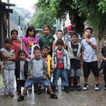 Our teams serve needy and orphaned children in many of Guatemala City's ghettos.