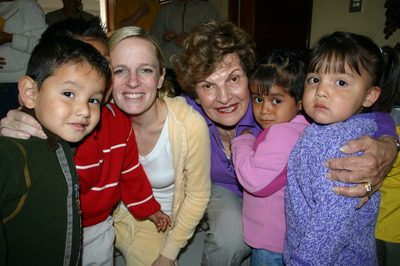Our teams serve at Dorie's Promise - an orphan care home in the heart of Guatemala City.