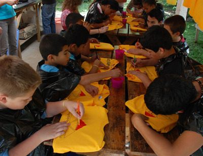 Costa Rica-Childrens Ministry