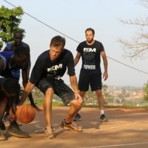 Sports Outreach Basketball