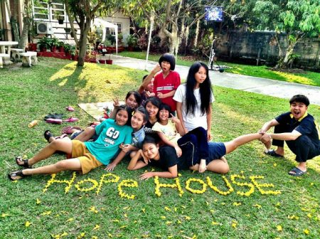 Youth at Hope House