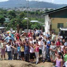 Children's Crusade in Costa Rica