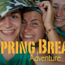 Adventure Spring Break